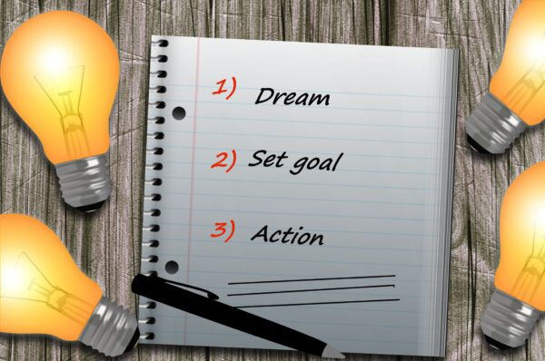 3 Tips for Effective Goal Setting Image